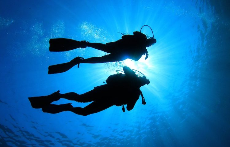 How Scuba Diving Affects the Body