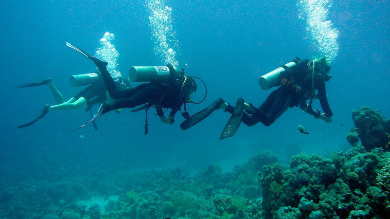 Scuba Diving Packages in Zanzibar