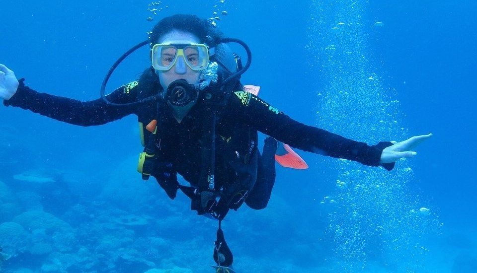 First Timer's Scuba Diving Tips