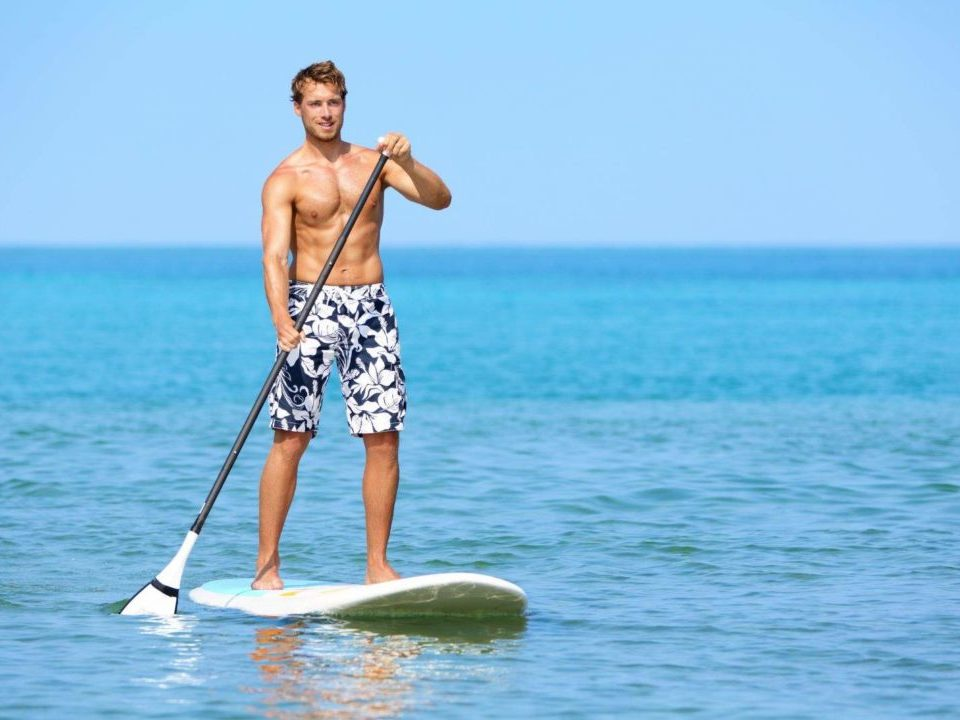 Ocean Paddle-boarding - All You Need to Know