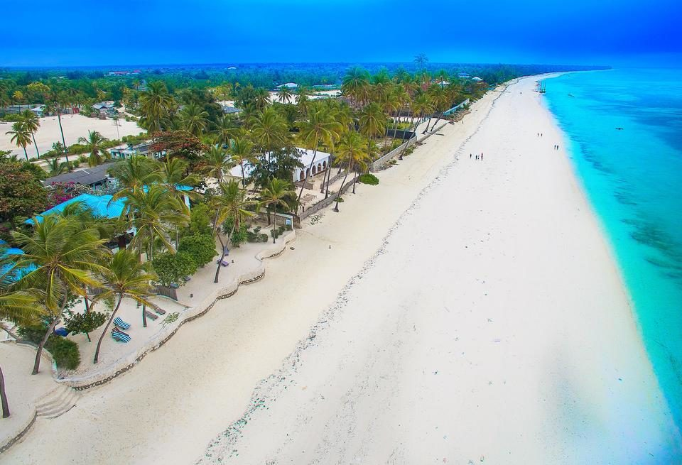 Zanzibar Diving and Stay Packages